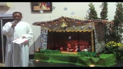cara membuat pohon natal dari bahan daur ulang dekorasi natal daur ulang 2014 paroki st fransiskus asisi