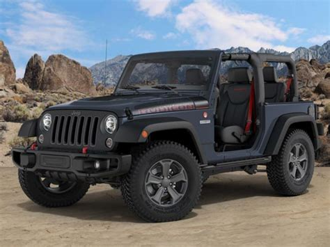 jeep rubicon recon 2017 jeep wrangler rubicon recon launched globally