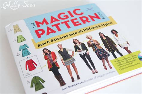 pattern magic book review magic pattern book review melly sews