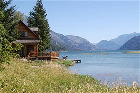 lake chlain cottages lake chelan wa family vacations trips getaways for