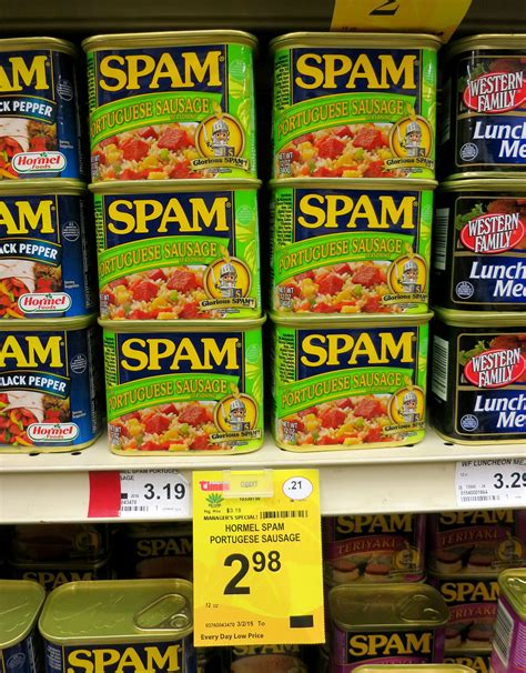 product review spam 174 portuguese sausage tasty island