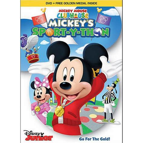 mickey mouse clubhouse schlafzimmer ideen mickey mouse clubhouse mickey s sport y thon dvd target