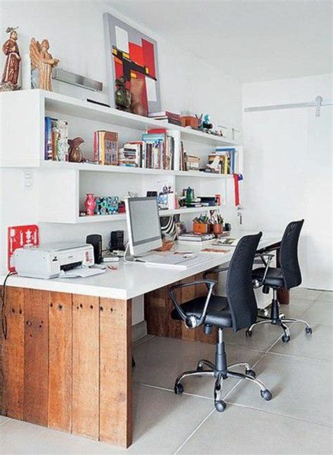 Craft Work Table Desks Schreibtisch Selber Bauen Diy B 252 Ro Ideen Holzbohlen