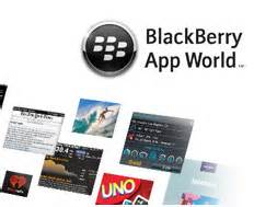 blackberry app world for android blackberry app world more expensive than iphone android app stores report techcrunch
