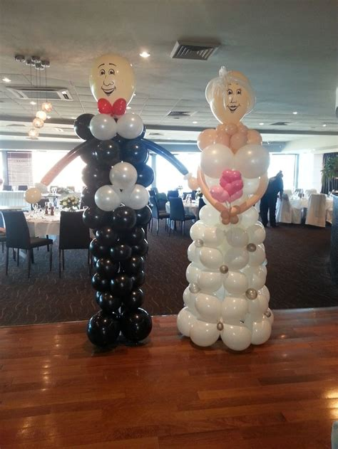 Balon Wedding Groom 707 best ideas about balloons for wedding on