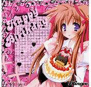 Anime Happy Birthday Girl Images &amp Pictures  Becuo