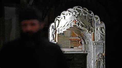 manfredi la tumba de reabren en jerusal 233 n la tumba de jesucristo tras restauraci 243 n fotos