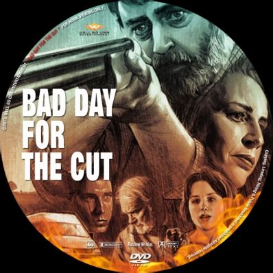 8 Ways To Cut A Bad Date by Bad Day For The Cut Dvd Covers Labels By Covercity