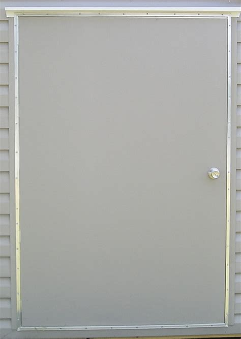 4 foot doors storage sheds utility landscaping and cargo trailers for