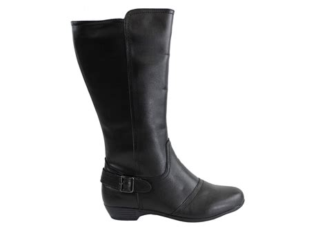 comfortable leather boots new cushion comfort anouk womens leather comfortable boots