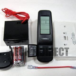 Heat N Glo Fireplace Remote by Heat N Glo By Skytech Rc Batt Fhh Gas Fireplace Remote Kit On Popscreen