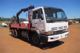 Nissan Diesel Truck Nissan Nissan Diesel Cw290 Brick Truck Truck Trucks For