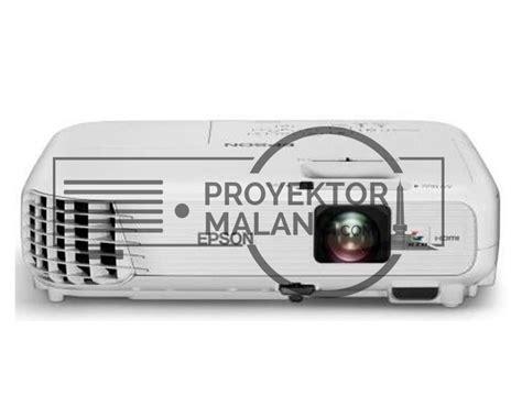 Proyektor Epson Eb S400 rental lcd proyektor di malang