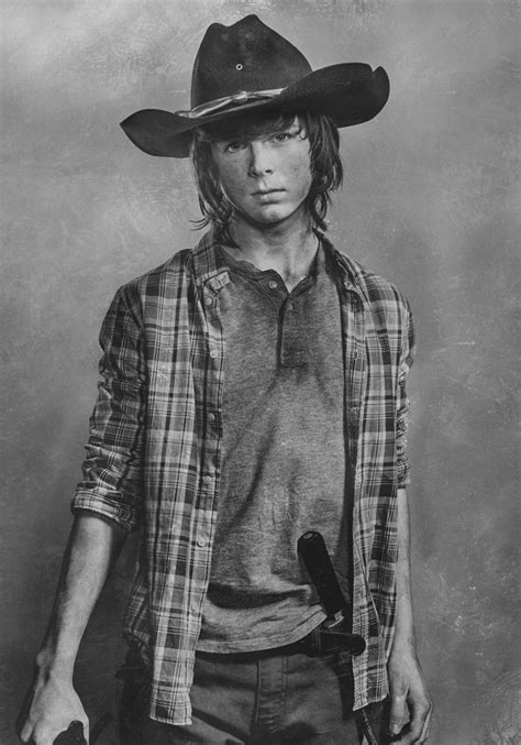 Pdf Carl The Walking Dead Cast carl grimes amc
