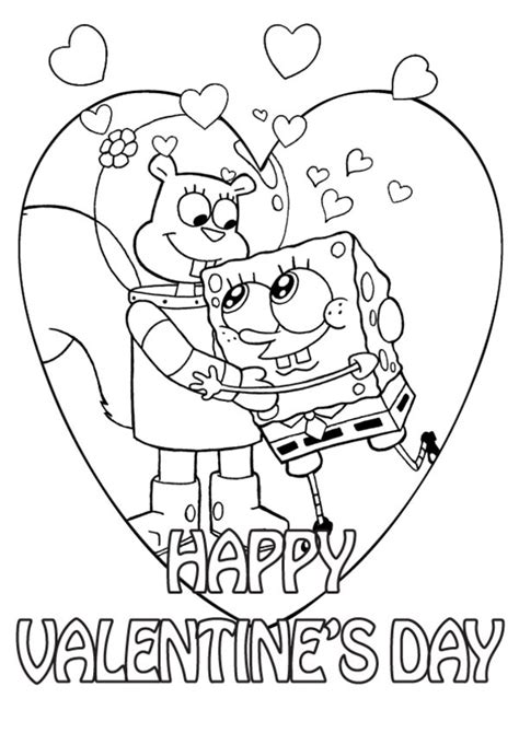happy valentines day coloring pages best coloring pages