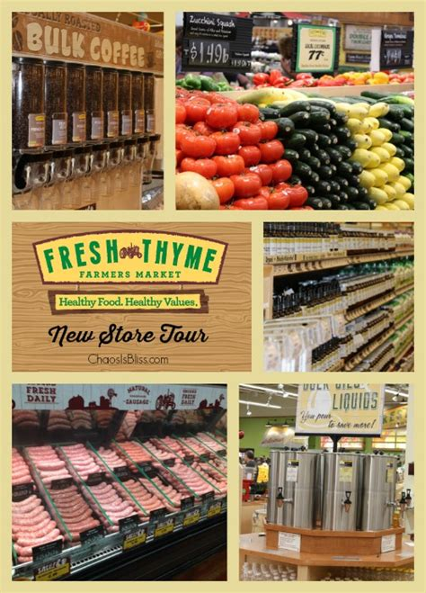 Fresh Thyme Market Gift Card - fresh thyme farmer s market greenwood tour 50 gift card giveaway