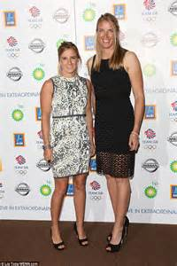 Victoria pendleton leads the stars at team gb s olympic ball daily
