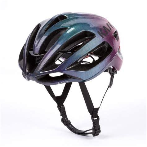 kask design helmet paul smith kask rainbow gradient protone cycling