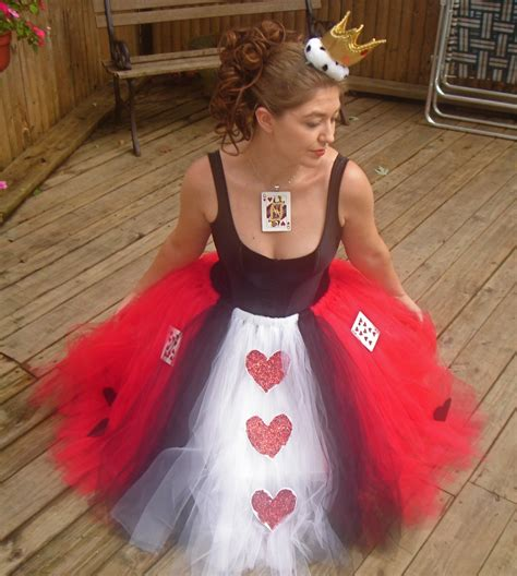 In Handmade Costume - of hearts boutique tutu skirt costume