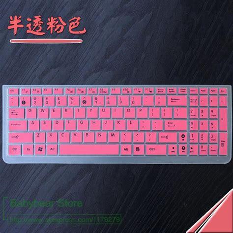 Silikon Keyboard Laptop Asus compra funda para teclado asus al por mayor de
