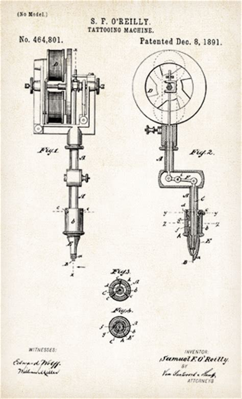 tattoo machine engineering technology takes tattoos into the future