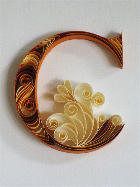 typography quilling paper quilling typography xcitefun net