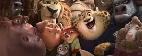 The Side Of Camelot Voice Of The Animals Camelot Sanctuary by Zootopia Characters Actors Images The Voice Actors