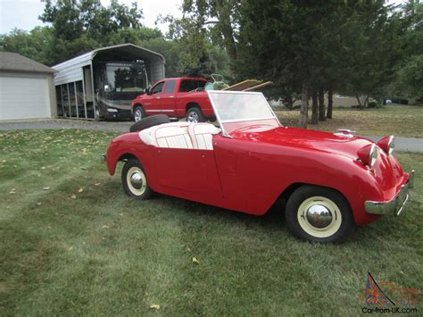 crosley car 1952 crosley super sport