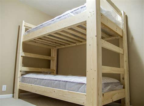 bunk bed  jsb  lumberjockscom