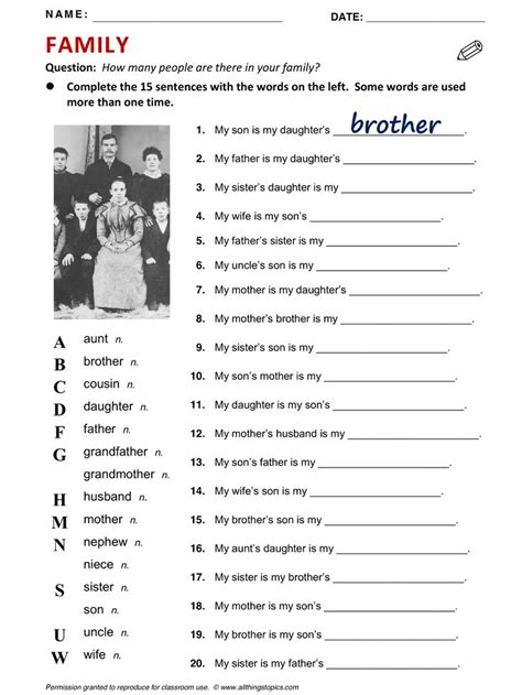 Esl Lesson Worksheets by Best 25 Vocabulary Exercises Ideas On