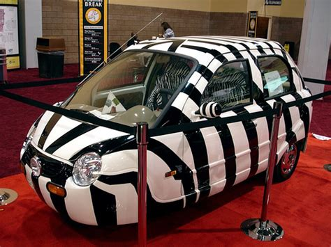 Picture suggestion for Zebra Car Electric