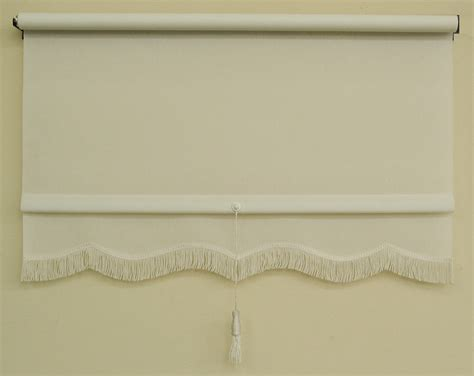 roller shades with scalloped edge scalloped window shades 2017 grasscloth wallpaper