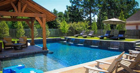 Pool Lounge Chairs Design Ideas Rich Patio With Pool Lounge Chairs In Brown And White Wonderful Backyard Wooden Also Arm