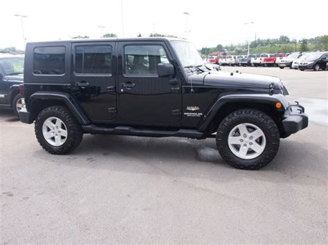 Used Jeeps For Sale In Pa Used 2007 Jeep Wrangler Unlimited For Sale Uniontown Pa