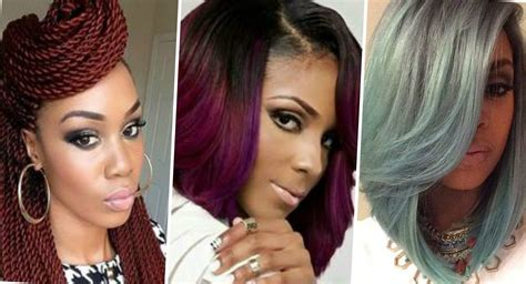 Summer Black Hairstyles by Summer Hairstyles For Black Hairstyle Of Nowdays