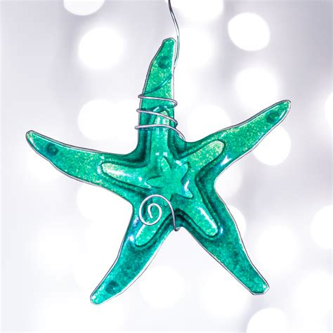 large ornaments starfish ornament large stirrett