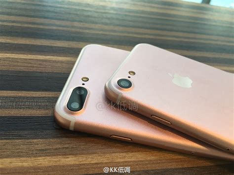 i iphone 7 iphone 7 and iphone 7 plus leaked units show dual cameras more