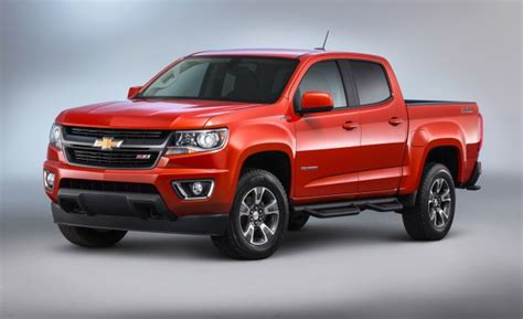 2016 Chevrolet Colorado/GMC Canyon Duramax Diesel Pricing and Details ? News ? Car and Driver