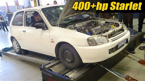 400 hp starlet sleeper atc australia s toughest cars