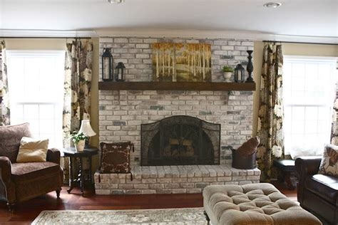 whitewashing brick fireplace whitewashing brick fireplace studio design gallery
