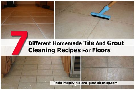 Grout Cleaning Tips 7 Different Tile And Grout Cleaning Recipes For Floors