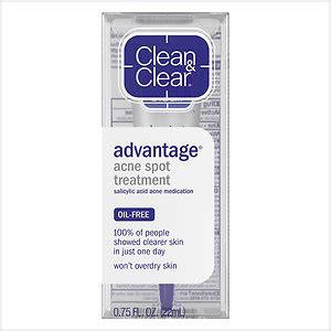 Harga Clean Clear Advantage Treatment living beautifully x3 review on quot clean clear