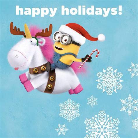 minion happy holiday minion christmas minions funny