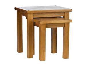 Rustica Interiors Eton Nest Of Tables Lpc Furniture