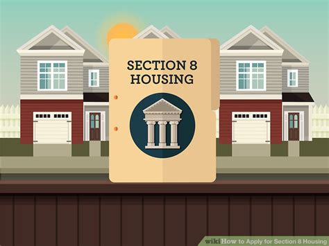 section eight housing rules how to apply for section 8 housing 11 steps with pictures