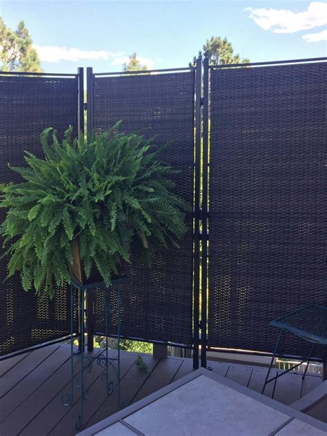Patio Partition by 18 Ways To Add Privacy To A Deck Or Patio Hgtv