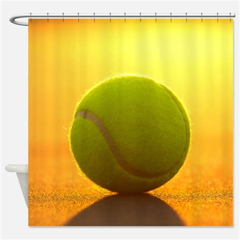 tennis curtains tennis shower curtains tennis fabric shower curtain liner