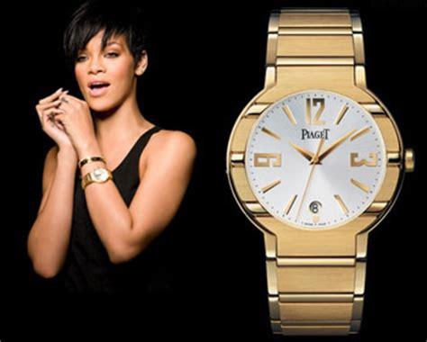 Rihanna?s Good Taste for Piaget Polo