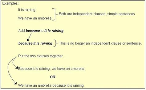 exle of conjunction conjunctions