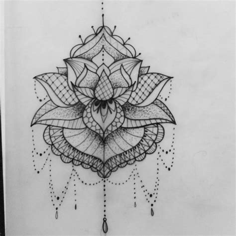 tattoo mandala feminina significado 36 mandala lotus tattoos ideas
